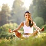 Quelques postures faciles de yoga