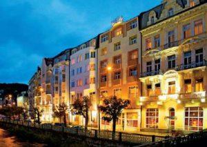 hotel dvorak république thcèque