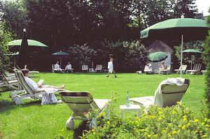 repos et relaxation au jardin schweifer hof