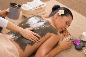 masage de boue ayurvédique