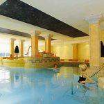 Complexe hôtelier Schweizer Hof****  – thermalisme et activités –