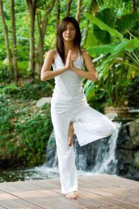 yoga et relaxation dans la nature