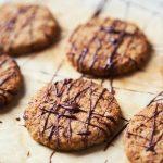 Biscuits aux flocons d'avoine et noix