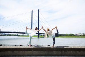 Yoga en ville SpaDreams