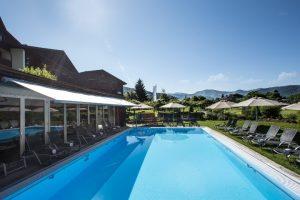 Oberstaufen - Lindner Parkhotel & Spa