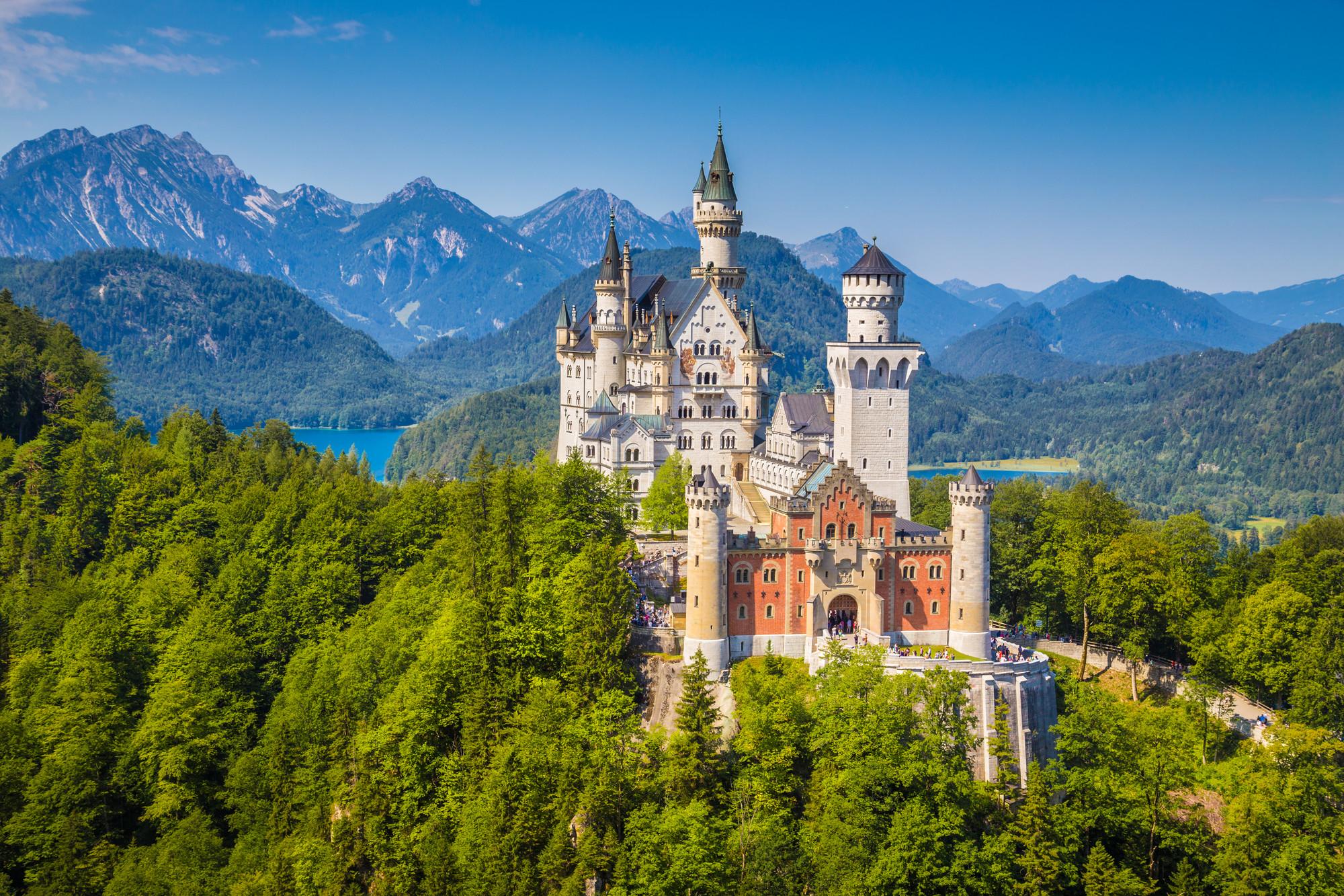 Château de Neuschwanstein : visitez-le lors de votre séjour à Oberstaufen
