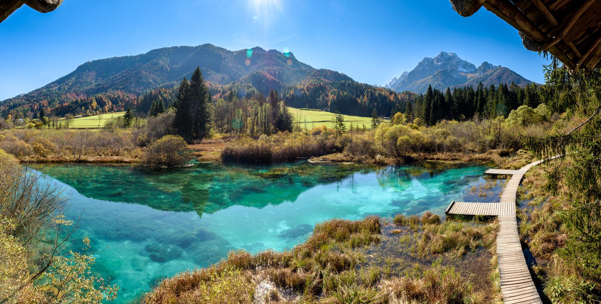 Vacances en Slovénie : pays d'eaux curatives