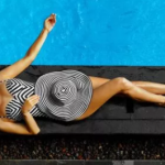 5 hôtels spa avec piscine à débordement privée