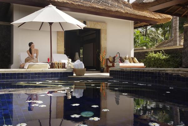 hôtel sans enfants Spa Village Resort Tembok