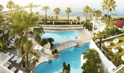 hotel espagne luxe spa