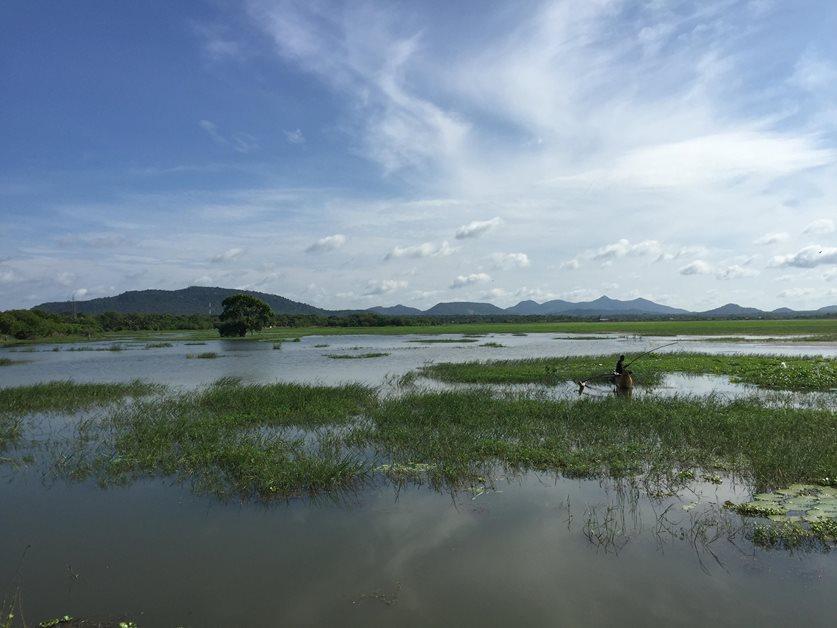 enrichissez-vous voyager au Sri Lanka 7 bonnes raisons - lac