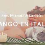Une thérapie naturelle – Les secrets de la boue thermale d'Italie