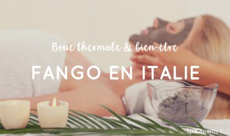 Boue thermale & bien-être - Fango en italie - SpaDreams