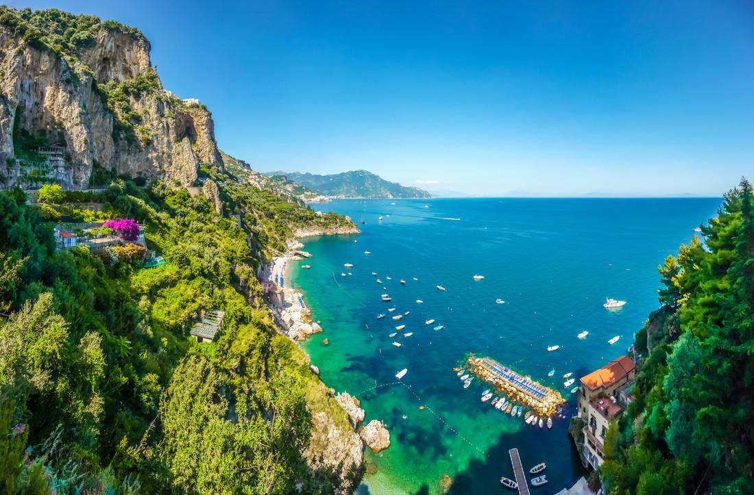 île volcanique d'Ischia Naples Italie - Spadreams