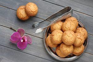Biscuit ayurveda d'amande et cardamome