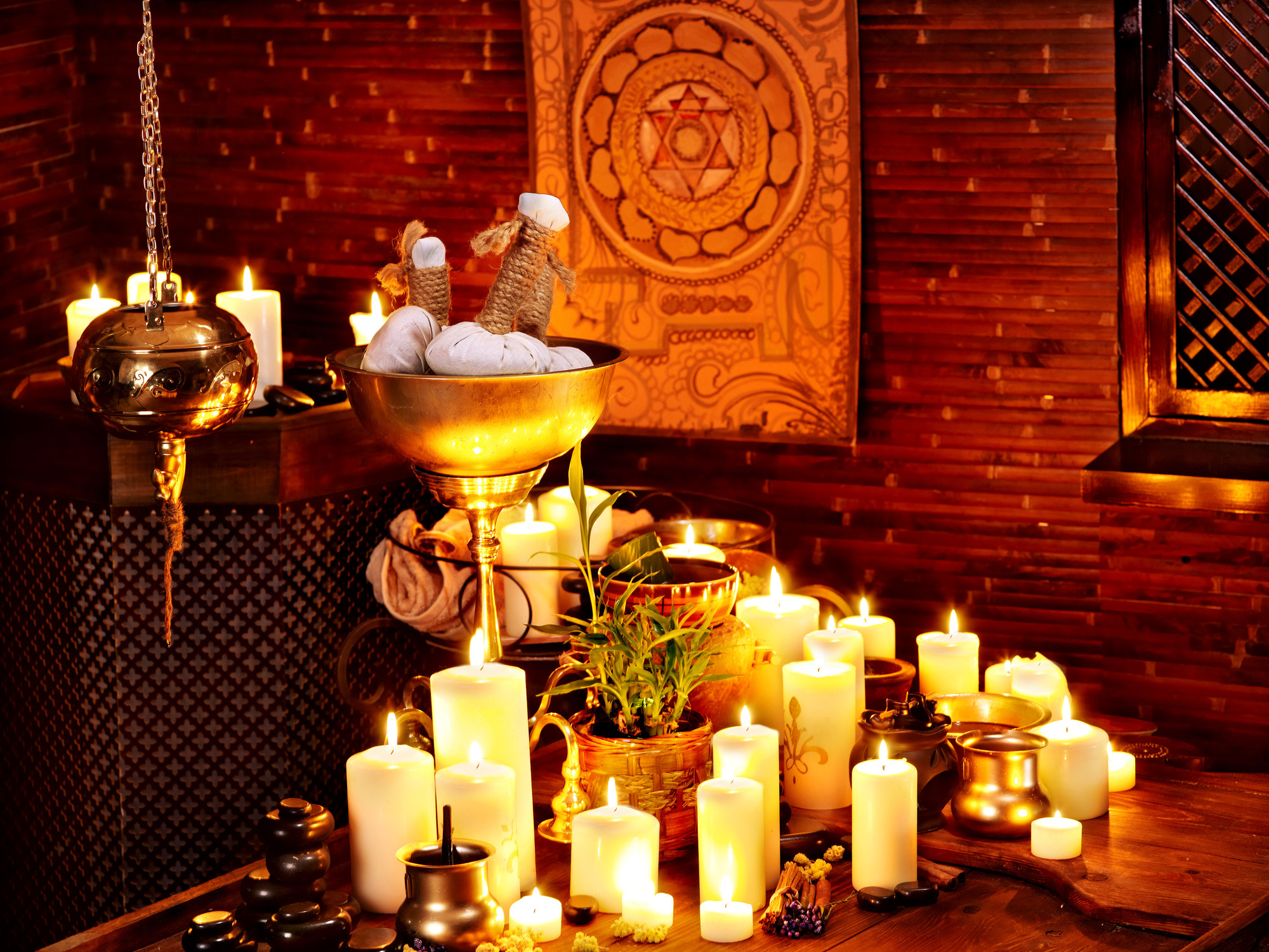 ayurveda massage spa et cure