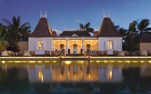 Hôtel de luxe SpaDreams Outrigger Mauritius