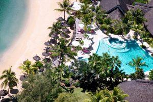 Hôtel de luxe SpaDreams LUX* Grand Daube à l'Île Maurice