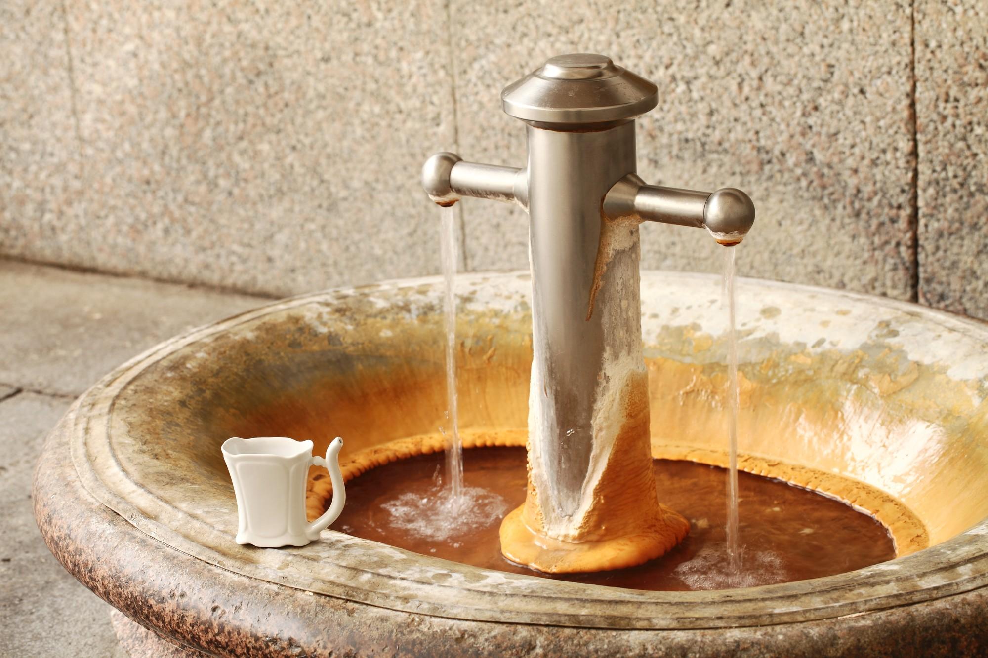 Karlovy Vary : station thermale avec son eau thermale idéale pour cure de boisson