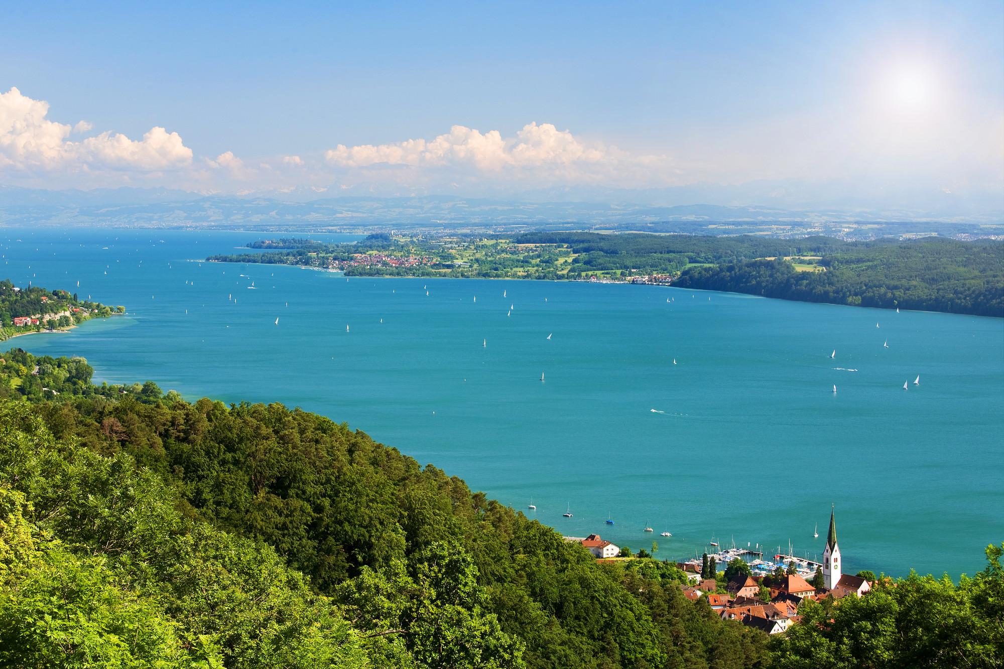 Lac de Constance : visitez-le lors de votre séjour à Oberstaufen