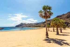 Tenerife - Plage de sable blanc