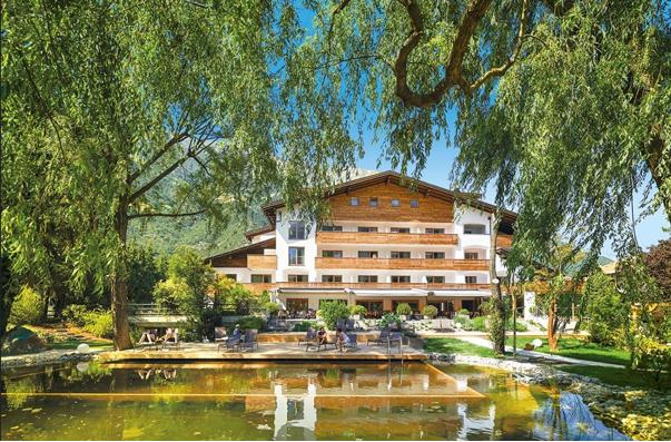 Hotel sans enfants La Vimea Biotique Hotel