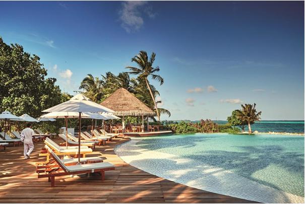 hôtel sans enfants LUX* South Ari Atoll