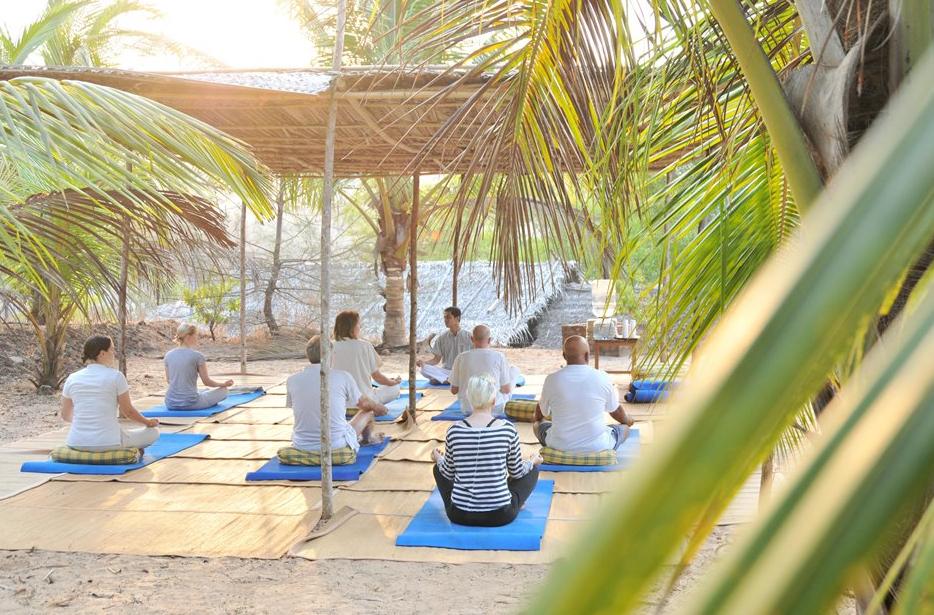 Retraite Yoga en Inde, SwaSwara