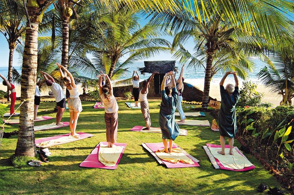 Retraite Yoga en Inde, Soma Manaltheeram Ayurveda Beach Village