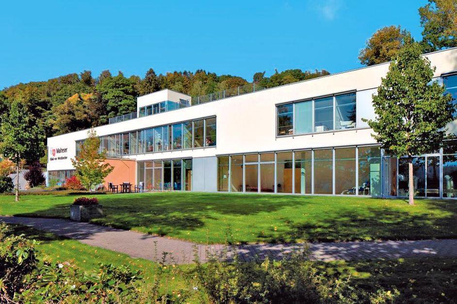 Photo de la clinique Malteser Klinik de Weckbecker en Allemagne.