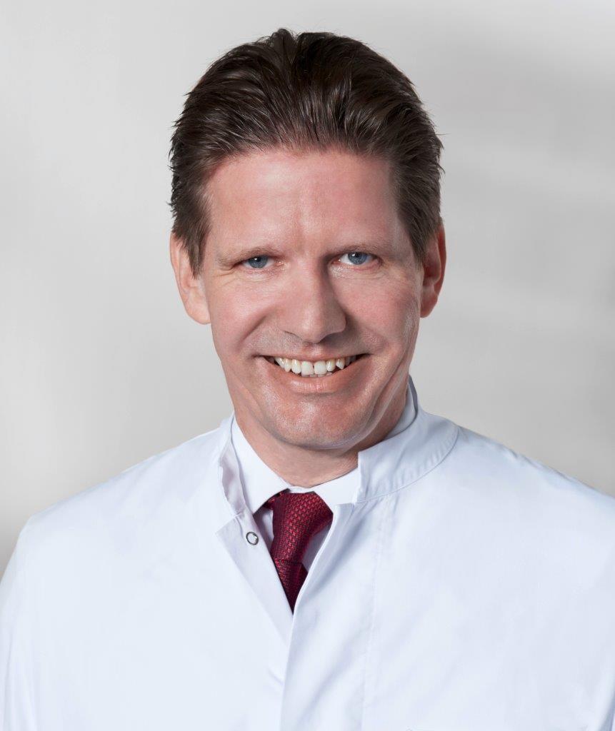 Portrait du professeur Bamberger